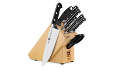 Zwilling J.A. Henckels Professional S Knife Block Set
