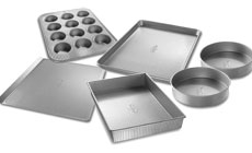USA Pans Nonstick Aluminized Steel Bakeware Set