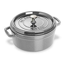 Staub 7-quart Round Dutch Ovens