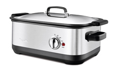 Breville Stainless Steel Slow Cooker