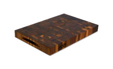 John Boos Walnut End Grain Cutting Boards