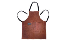 Outset Leather Grilling Apron