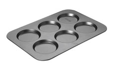 Chicago Metallic Original Nonstick Muffin Top Pan