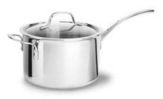 Calphalon Tri-Ply Stainless Saucepan