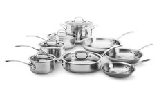 Calphalon Tri-Ply Stainless Cookware Set