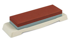 Tojiro 220 & 1000 Grit Combination Water Stone with Base