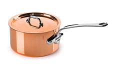 Mauviel M'heritage 150S Copper Saucepan