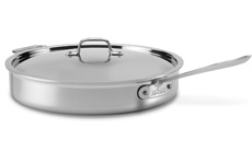 All-Clad Master-Chef 2 Saute Pan