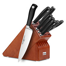 Wusthof Grand Prix II 8-piece Knife Block Sets