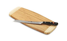 Wusthof Classic Bread Knife with Board