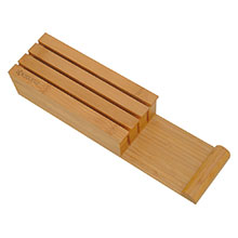 Kyocera Bamboo Knife Holder