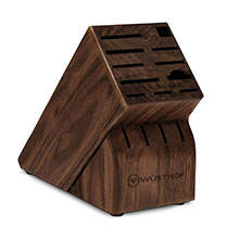 Wusthof Walnut Knife Block