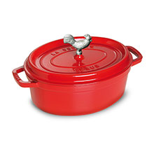 Staub 5¾-quart 'Coq au Vin' Oval Dutch Oven