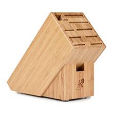Miyabi Bamboo Knife Block