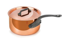 Mauviel M'heritage 150C Copper Saucepan