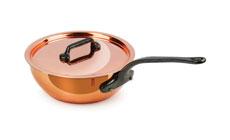 Mauviel M'heritage 150C Copper Sauciers