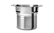 All-Clad Stainless Stainless Steel Pasta Insert