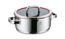 WMF Function 4 Stainless Steel Low Casserole