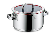 WMF Function 4 Stainless Steel Stock Pot
