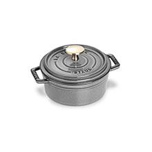Staub ¾-quart Mini Round Dutch Ovens