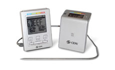 CDN Digital Wireless Probe Thermometer & Timer
