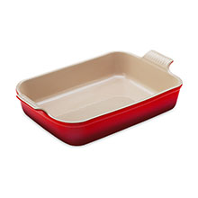 Le Creuset Stoneware 2½-quart Heritage Rectangular Dishes