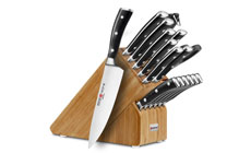 Wusthof Classic Ikon 17-piece Premier Knife Block Sets