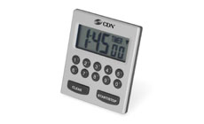 CDN Direct Entry 2-Alarm Digital Timer