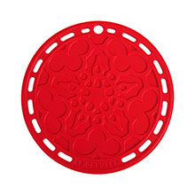 Le Creuset 8-inch Silicone French Trivets
