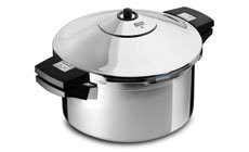 Kuhn Rikon Duromatic Family Style Stockpot Pressure Cooker
