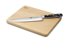 Zwilling J.A. Henckels Professional S 9-in. Chef's Knife & Cutting Board Set