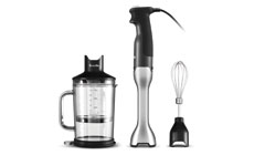 Breville Stainless Steel Control Grip Variable Speed Immersion/Hand Blender