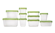 Oxo Good Grips 20-piece LockTop Container Set