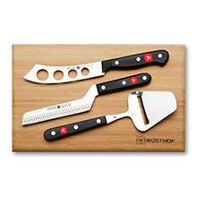 Wusthof Gourmet Cheese Knife Set