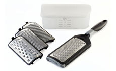 Calphalon Interchangeable Grater Set