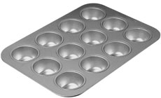 Chicago Metallic Commercial II Nonstick Standard Muffin Pan