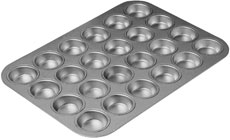 Chicago Metallic Commercial II Nonstick Mini Muffin Pan