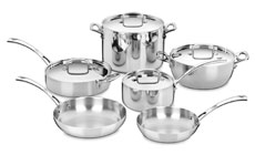 Cuisinart French Classic Stainless Cookware Set