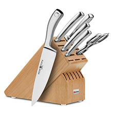 Wusthof Culinar PEtec 7-piece Knife Block Sets