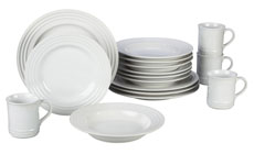 Le Creuset Stoneware 16-piece Dinnerware Sets
