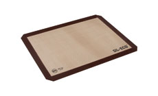 'Nonstick Silicone Baking Mat' from the web at 'http://cdn.cutleryandmore.com/products/small/24954.jpg'