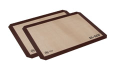 16½ x 11½-inch Nonstick Silicone Baking Mat Sets