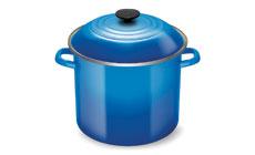 Le Creuset Enameled Steel 12-quart Stock Pots