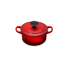 Le Creuset Signature Cast Iron 1-quart Round Dutch Oven