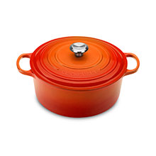Le Creuset Signature Cast Iron 5½-quart Round Dutch Ovens