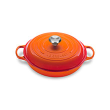 Le Creuset Signature Cast Iron 1½-quart Braisers