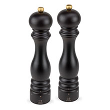 Peugeot Paris Chocolate u'Select Salt & Pepper Mill Sets