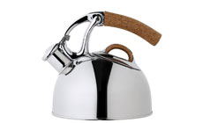 Oxo Good Grips Polished Stainless Steel Anniversary Edition Uplift Tea Kettle