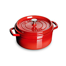 Staub 2¾-quart Round Dutch Oven