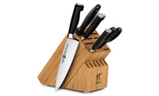 Zwilling J.A. Henckels Twin Four Star II Knife Block Set